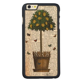Lemon Tree Carved® Maple iPhone 6 Plus Case