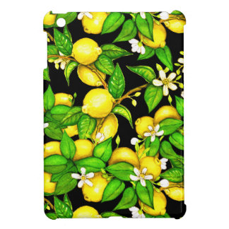 Lemon Tree iPad case