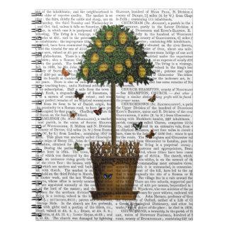 Lemon Tree Notebook