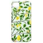 Lemon Tree Print iPhone 5 / 5S Case iPhone 5 Covers