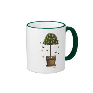 Lemon Tree Ringer Mug