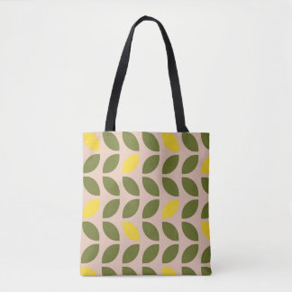 Lemon Tree Tote Bag
