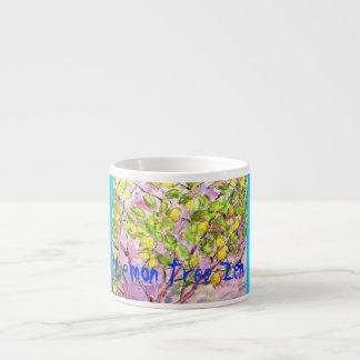 Lemon Tree Zen Espresso Cup