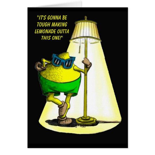Lemon-Up - Card