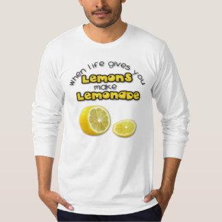 Lemonade - American Apparel Long Sleeve (Fitted) T-Shirt