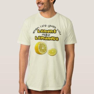 Lemonade - American Apparel Organic T-Shirt