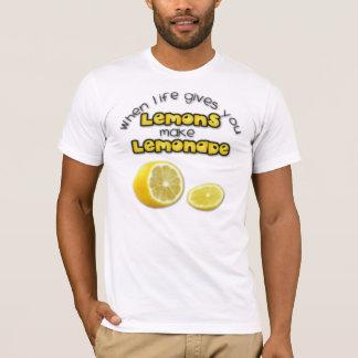 Lemonade - American Apparel T-Shirt (Fitted)