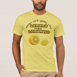 Lemonade - Basic American Apparel T-Shirt