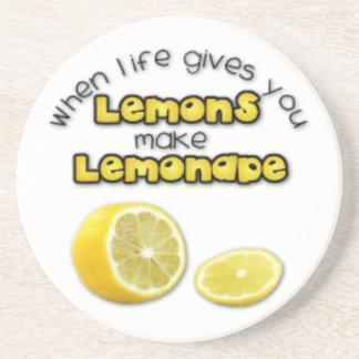 Lemonade - Coaster