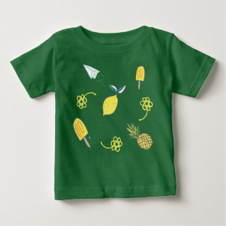 Lemonade Days Baby T-Shirt
