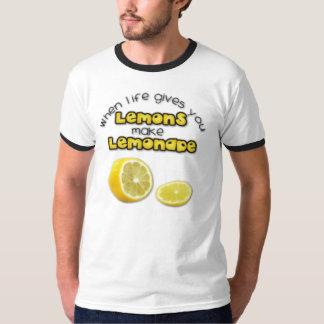 Lemonade - Ringer T-Shirt