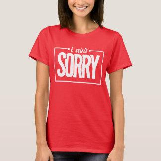 Lemonade Shirt I Ain't Sorry
