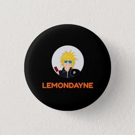 Lemondayne Logo Picture Badge