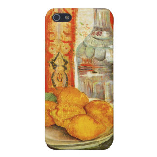 Lemons and Decanter, 1887 by Vincent Van Gogh Covers For iPhone 5