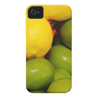 Lemons and Limes iPhone 4 Case-Mate Case