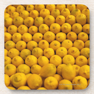 Lemons Beverage Coaster