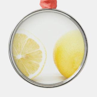 Lemons Christmas Ornament