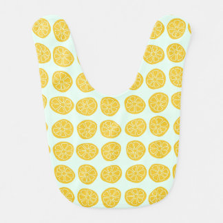 Lemons for Days - Baby Bib
