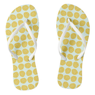 Lemons for Days - Flip Flops