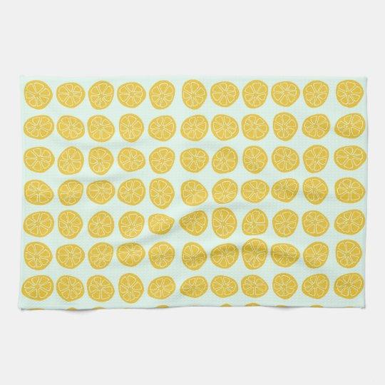 Lemons for Days - Kitchen Towel
