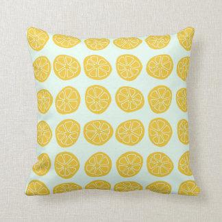 Lemons for Days - Throw Pillow