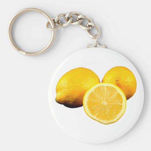 Lemons lemons keychain