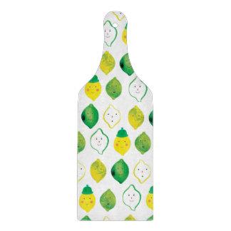 Lemons & Limes Cutting Board