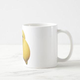Lemons Classic White Coffee Mug