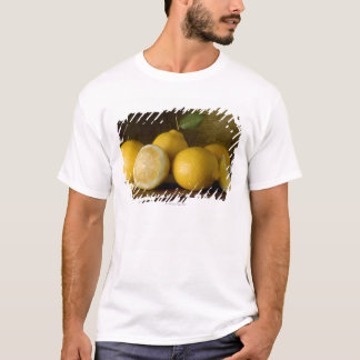 Lemons on Wood T-Shirt