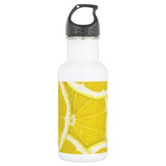 Lemons 18oz Water Bottle