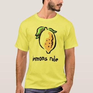 Lemon's Rule Shirt