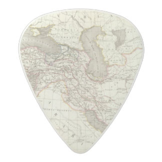 L'Empire d'Alexandre - Empire of Alexander Acetal Guitar Pick