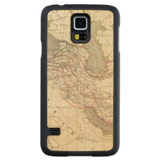 L'Empire d'Alexandre - Empire of Alexander Carved Maple Galaxy S5 Case