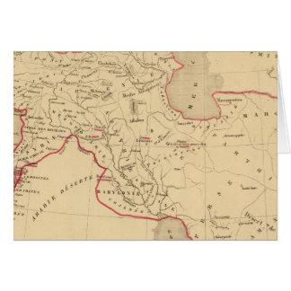 L'Empire des Perses Card