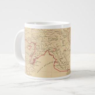 L'Empire des Perses Large Coffee Mug