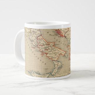 L'Empire d'Orient, l'Italie, 1200 a 1300 Large Coffee Mug