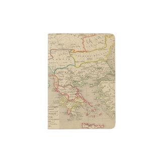 L'Empire d'Orient, l'Italie, 1200 a 1300 Passport Holder