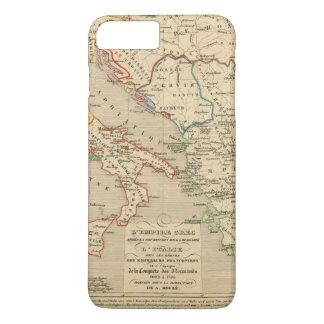 L'Empire Grec, l'Italie, 1002 a 1125 iPhone 8 Plus/7 Plus Case