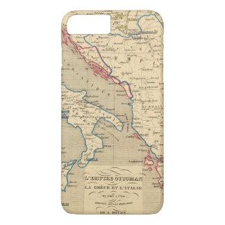 L'Empire Ottoman, la Grece et l'Italie iPhone 8 Plus/7 Plus Case