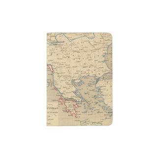 L'Empire Ottoman, la Grece et l'Italie Passport Holder