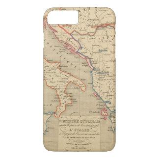 L'Empire Ottoman, l'Italie, 1400 a 1500 iPhone 8 Plus/7 Plus Case