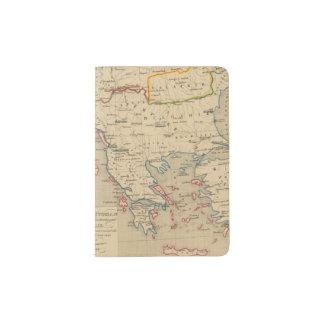 L'Empire Ottoman, l'Italie, 1400 a 1500 Passport Holder