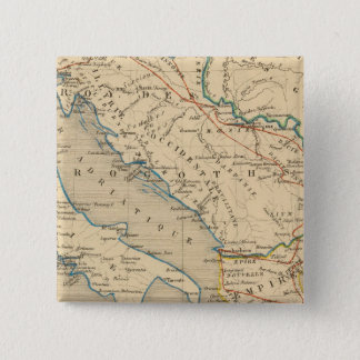 L'Empire Romain d'Orient, Roye des Ostrogoths 15 Cm Square Badge