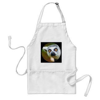 """Lemur"" Aprons"