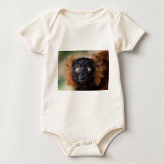 Lemur Baby Bodysuit