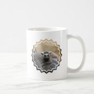 Lemur Baby  Coffee Mug