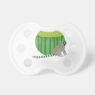 Lemur Baby Pacifier
