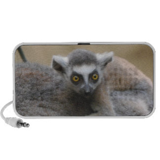 Lemur Baby Portable Speakers