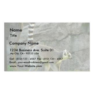 Lemur Business Cards