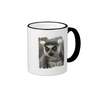 Lemur Face  Coffee Mug